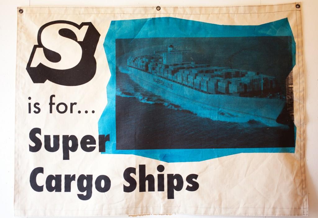 Supercargoships