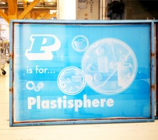 P is for Plastisphere